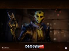 1600x1200 Awesome mass effect 2