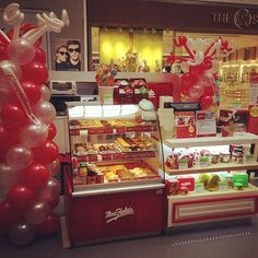 Located at the ground level of SM City BF Paranaque. How To Level Ground, Chocolate Cookies, Popcorn Maker, Fields, Milk, Food, Chocolate Biscuits, Essen, Meals