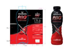 Powerade on Behance - red - Diet Simple Packaging, Beverage Packaging, Bottle Packaging, Packaging Design, Sports Food, Sports Drink, Drink Labels, Food Labels, Protein Snacks