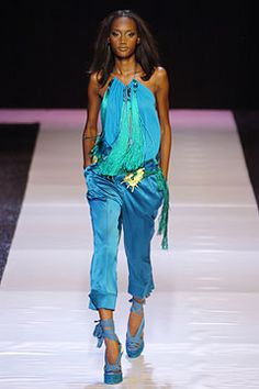 Emanuel Ungaro Spring 2005 Ready-to-Wear - Collection - Gallery - Style.com