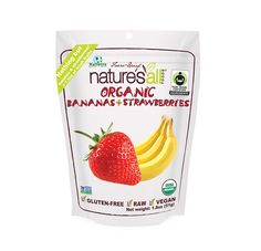Natierra Nature's All Foods Freeze Dried Bananas and Strawberries >>> Be sure to check out this awesome product.