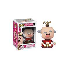 Figura Pop! Disney - Rompe Ralph: Rey Candy  Funko nos presenta algunos de los protagonistas de la película de animación de Disney, Rompe Ralph. En este caso nos trae al Rey Candy