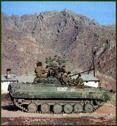 Soviet AFV ,Afghan war