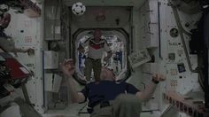 #WorldCup rivalry in space! #USA & #GER astronauts cheering for their team: http://www.nasa.gov/content/friendly-rivalry-pits-us-vs-german-astronauts-on-space-station/index.html#.U6xHBfldWSp … #USAvsGermany