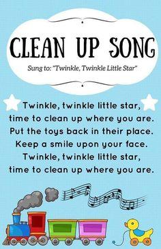 Kindergarten clean up song Kindergarten Songs, Preschool Songs, Preschool Classroom, Preschool Transition Songs, Circle Time Ideas For Preschool, Toddler Circle Time, Toddler Classroom, Pre School Circle Time Ideas, Songs For The Classroom