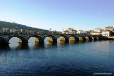Puente del Burgo. Pontevedra. Aquí nació la ciudad.