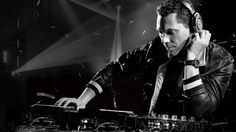 This is an image of the artist Tiesto. this is a part of mastery because he is an amazing artist and with the right amount of effort and work I will be just as good if not better then he is.