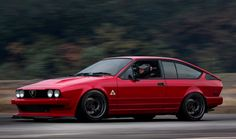 Alfa Romeo GTV6 by BramDC on DeviantArt.