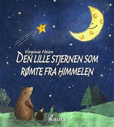 Den lille stjernen som rømte fra himmelen - Forlagshuset Vest AS Virginia, Movie Posters, Heaven, Film Poster, Popcorn Posters, Film Posters, Poster