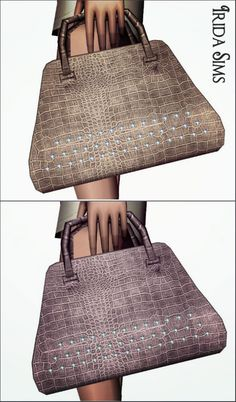 Bag with spike at Irida Sims - Sims 3 Finds