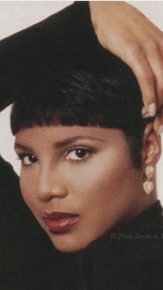 Short Pixie, Short Hair Cuts, Pixie Cuts, Pixie Styles, Short Hair Styles, Foreign Celebrities, New Jack Swing, Black Love Art, Tamar Braxton