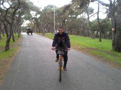 cycling to #slope of the Aya Yorgi's church