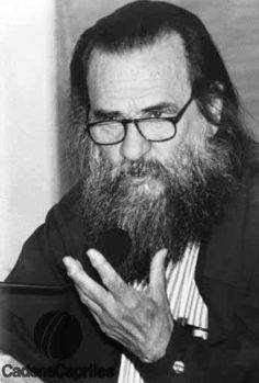 Salvador Garmendia, escritor y periodista venezolano. Foto: Archivo Fotográfico/Cadena Capriles