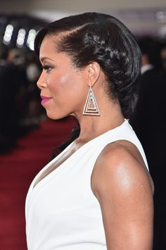 Pin for Later: Raise Your Summer Plait Game With These Celeb Hairstyles Regina King