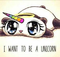 Inspiring image cute drawings panda rainbow sweet unicorn panda co Real Unicorn, Rainbow Unicorn, Unicorn Pics, Unicorn Pictures, Unicorn Art, Cute Unicorn, Funny Animals, Cute Animals, Unicorns And Mermaids