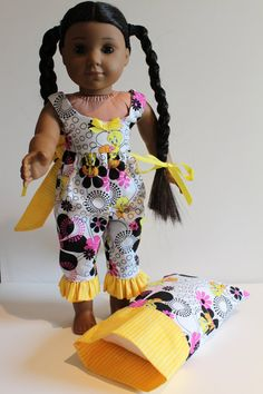 PJ's for 18 inch dolls like American Girl by MyBellesBoutique, $20.00
