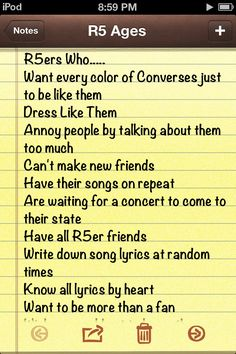 R5ers who...