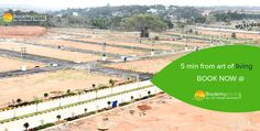 We at bookmyplots.com select the prime projects for best prize at best locations with the best amenities strategically located for a future growth appreciation with best price. Log on to :- http://bookmyplots.com/ Call us at :- 098445 75001