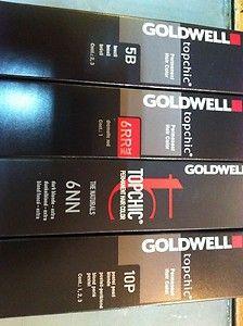 Goldwell Topchic Triflective Naturals Hair Colour 60ml | 7NGP      MID BLONDE REFLECTING PEARL