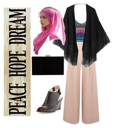 """""""Fringe Princess"""" by yourism on Polyvore featuring Antipodium, Gianvito Rossi, Relaxfeel, Charlotte Olympia and Hippies"""