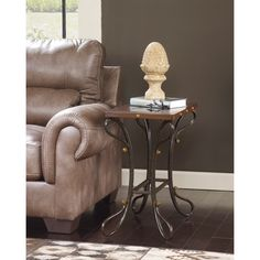 Chair end table