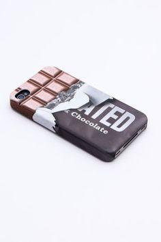 Dedicated iPhone Case 4/4S - Chocolate Bar