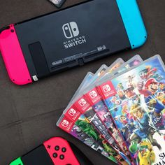 Nintendo Support offers Nintendo switch, new new wii, wiiu, etc. Nintendo Repair and Part Order. Egamephone is nintendo repair shop near me. Nintendo Switch Game Console, Nintendo Switch System, Nintendo Switch Games, Nintendo 3ds, Nintendo Consoles, Ps Wallpaper, Hello Kitty House, Hello Kitty Themes, Nintendo Switch Accessories