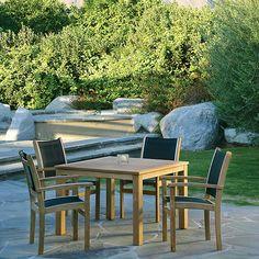 Kingsley-Bate: Elegant Outdoor Furniture