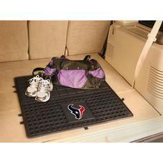 Houston Texans NFL Vinyl Cargo Mat (31x31)
