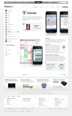 Apple - iPhone - Features - Calendar (11.06.2008)