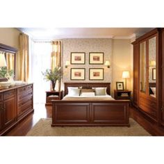 Kent BRW Bedroom furniture set Polish Black Red White Classic Furniture Store in London, United Kingdom Bedroom Chairs Uk, King Size Bedroom Furniture, Classic Bedroom Furniture, King Size Bedroom Sets, Bedroom Bed Design, Bed Furniture, Quality Furniture, Furniture Design, King Size Beds