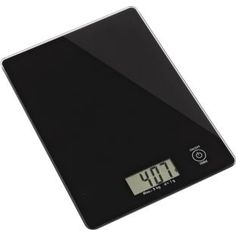 Buy Colour Match Jet Black Digital Scale at Argos.co.uk - Your Online Shop for Kitchen scales.