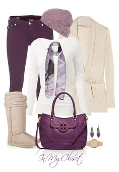 """""""Casual - #50"""" by in-my-closet ❤ liked on Polyvore featuring Burberry, True Religion, Fat Face, Mou, Pieces, Tory Burch, Topshop and Alexis Bittar"""