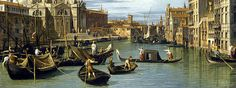 Nous avons visité l'expo Canaletto au musée Maillol Joseph Smith, Grand Tour, National Gallery, Les Oeuvres, Taj Mahal, My Arts, Canaletto, Building, Painting