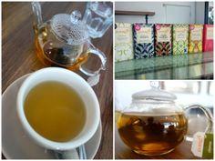 Pukka organic herbal tea at The Kitchen Table Restaurant  Bakery in Petaling Jaya, Damansara Kim, Selangor.