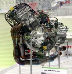 Yamaha YZR-M1 MotoGP Engine