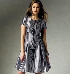 Pamella Roland, Misses'/Misses' Petite Dress, V1380 http://voguepatterns.mccall.com/v1380-products-47936.php?page_id=174