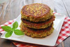 Veggie Burgers Recipe | Healthy Recipes Blog #HEALTHY #HealthyRecipeExchange #HAWA