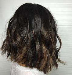 SHORT AND SUBTLE . . . Beautiful cut and color by @domidoeshair