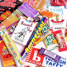 Old Time Candy Box now featured on Fab.