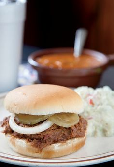 Bar-B-Q in Owensboro, Kentucky- Mom's home town, It's the BEST