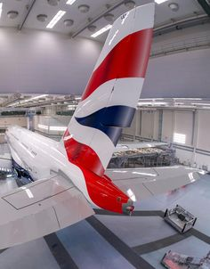 British Airways A380 Rollout