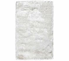 Found it at Wayfair - Crystal Solid White Rug It's a giant fuzzy rug! Contemporary Area Rugs, Modern Rugs, White Shag Area Rug, White Rugs, Teal Rug, Farmhouse Rugs, Crystal Collection, Trendy Colors, Apartment Interior