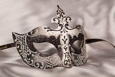 silver black mask                                                                                                                                                                                 More