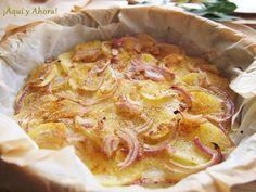 Patatas gratinadas al horno http://cocina.facilisimo.com/blogs/recetas-primeros/patatas-gratinadas-al-horno_1187296.html