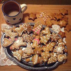 Édes-mézes Karácsony . #mezeskalacs #karacsony
