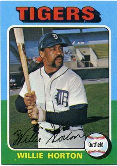 1975 Topps Willie Horton
