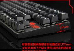 LBOTS Mechanical Gaming Keyboard