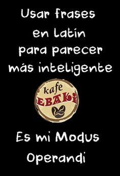 Quidquid latine dictum sit, altum viditur #FelizMiercoles #yommy #chaiLatte #capuchino #hotcakes #molletes #chilaquiles #enchiladas #omelette #malteadas #ensaladas #coffee #Caffeine #cdmx #gourmet #chapatas #party #crepas #tizanas #CaféPendiente #SuspendedCoffees Twiitter @KafeEbaki  Instagram kafe_ebaki www.facebook.com/KafeEbaki Pedidos 65482617