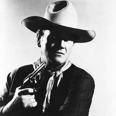 ❦ ' The Man Who Shot Liberty Valance' - John Wayne